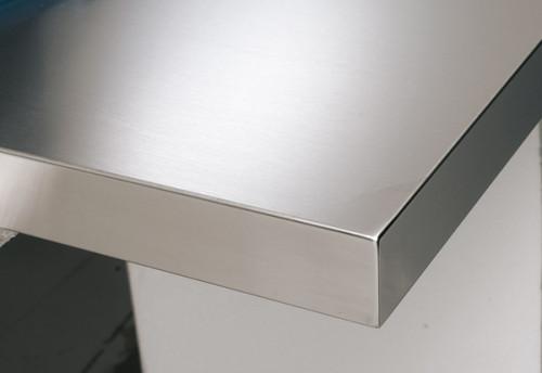 Acciaio inox 10 buoni motivi per utilizzarlo for Scatolati in acciaio inox